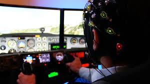 تفاوت امواج مغزی در خلبانان