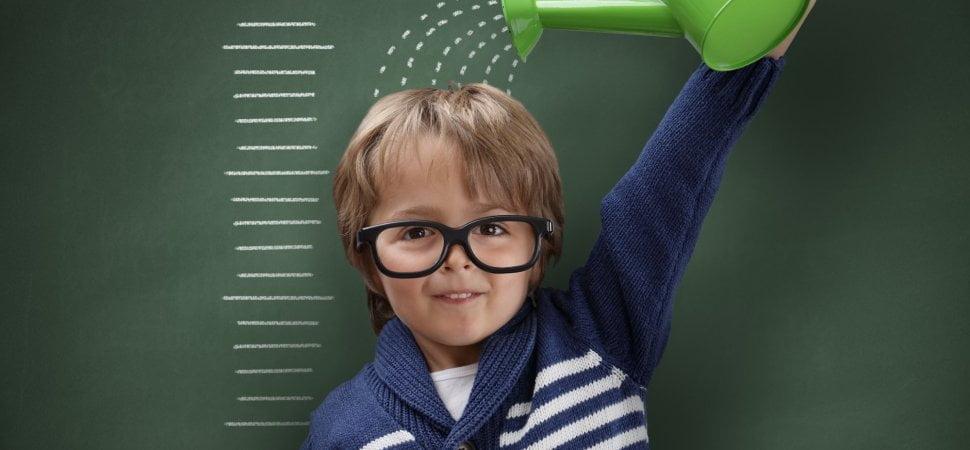 من میتوانم! نظریه رشد ذهن و ارتباط آن با بهبود یادگیری