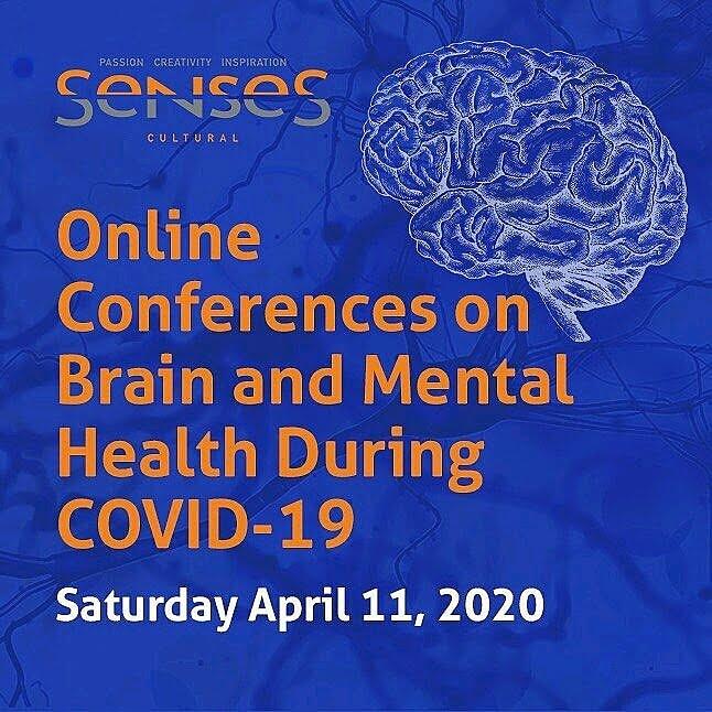 کنفرانس آنلاین بین المللی سلامت مغز در عصر ویروس کورونا