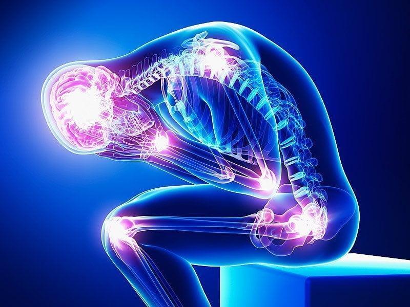 تأثیر داروهای روان گردان بر روی درد مزمن