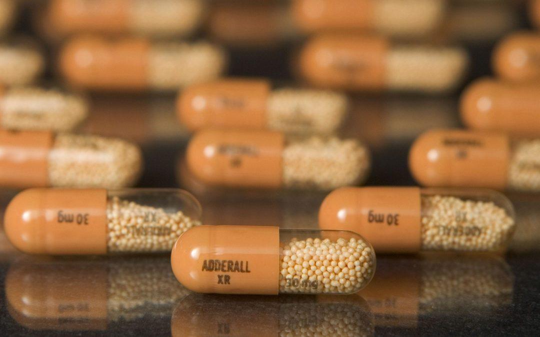 ارتباط بین آدرال (Adderall) و افسردگی