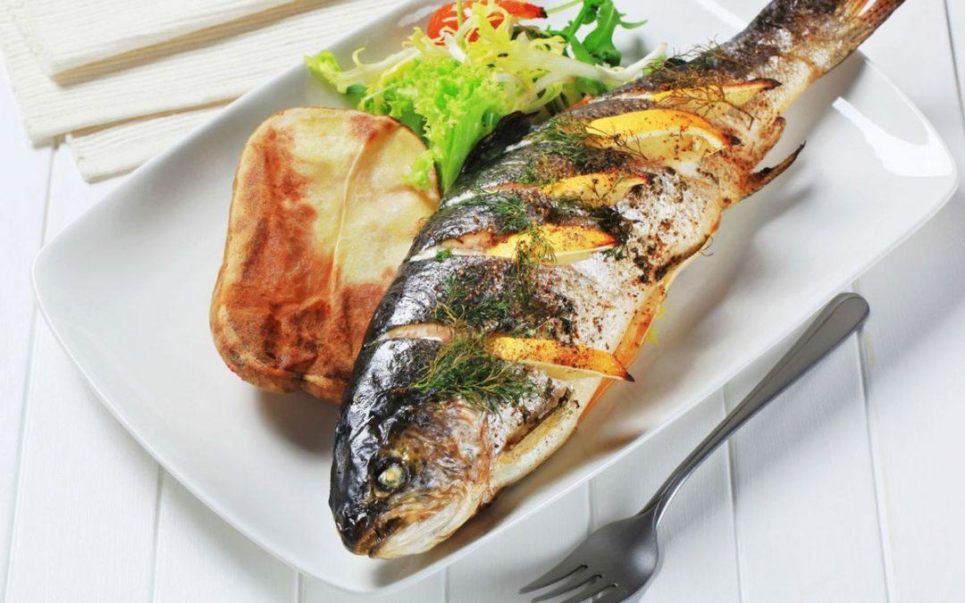 خوردن ماهی از مغز در مقابل آلودگی هوا محافظت می کند