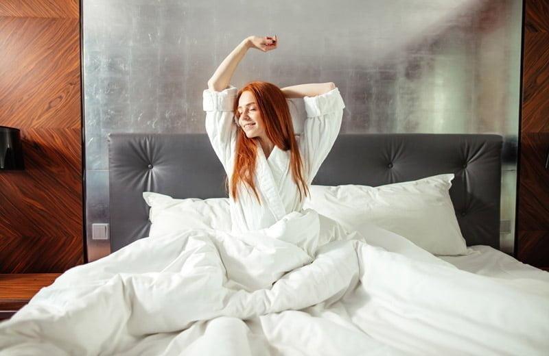 خوراکی های مفید برای بهبود کیفیت خواب