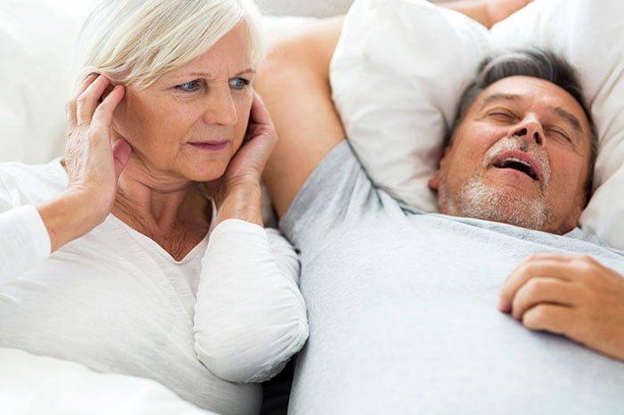 رویکرد درمانی جدید برای بهبود آپنه خواب
