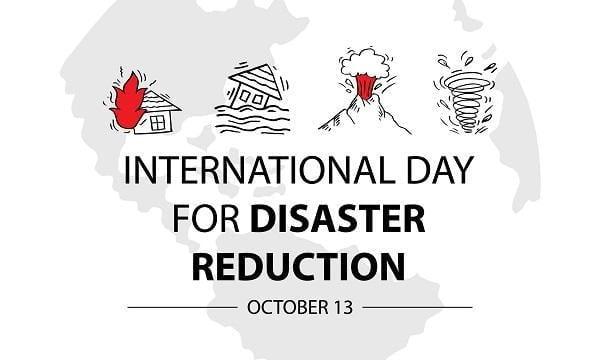 13 اکتبر: روز جهانی کاهش بلایا و فاجعه ی کرونا