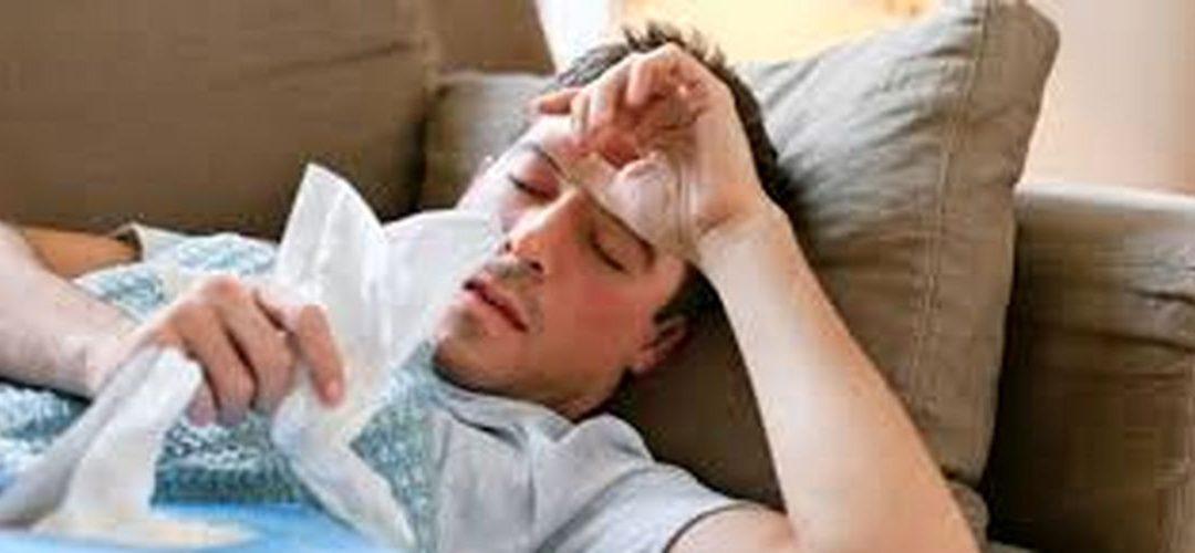 چگونه با وجود سرفه و سرما خوردگی خوب بخوابیم?
