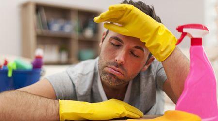 قابل توجه آقایان! تاثیر انجام کارهای خانه در پیشگیری از آلزایمر!